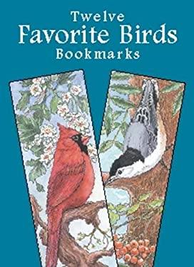 Favorite Birds Bookmarks 9780486421780