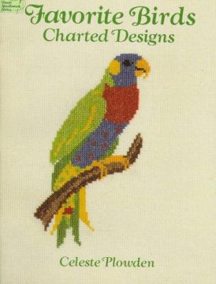 Favorite Birds Charted Designs 9780486282206