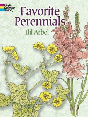 Favorite Perennials 9780486447094