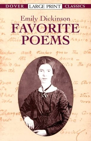 Favorite Poems 9780486417813