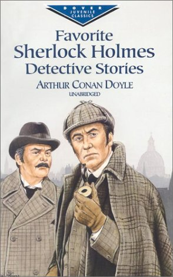Favorite Sherlock Holmes Detective Stories 9780486412429