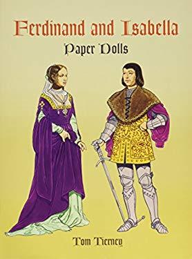 Ferdinand and Isabella Paper Dolls 9780486433455