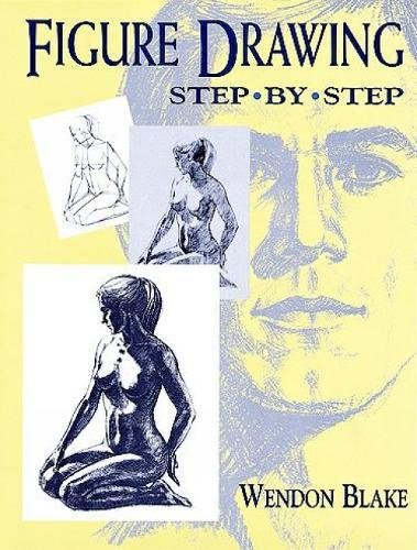 Figure Drawing Step by Step 9780486402000