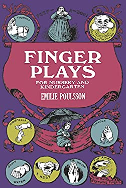Finger Plays for Nursery and Kindergarten 9780486225883