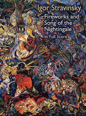 Fireworks and Song of the Nightingale in Full Score 9780486413921