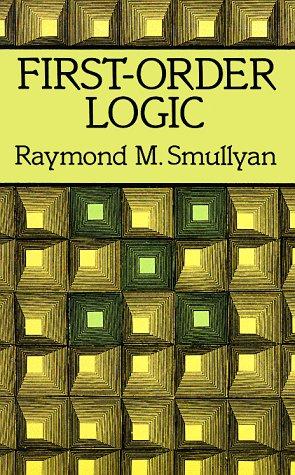 First-Order Logic 9780486683706