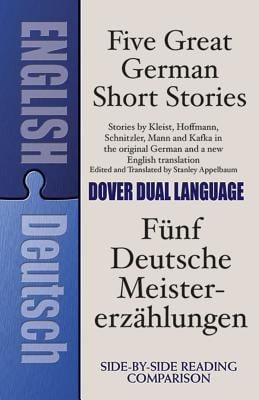 Five Great German Short Stories: A Dual-Language Book 9780486276199