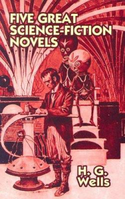Five Great Science-Fiction Novels Set 9780486439785