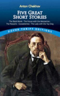 Five Great Short Stories Five Great Short Stories 9780486264639