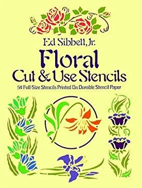 Floral Cut & Use Stencils 9780486237428