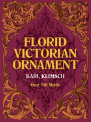 Florid Victorian Ornament 9780486234908