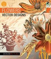 Flowers Vector Designs [With CDROM]