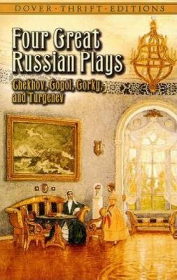 Four Great Russian Plays 9780486434728