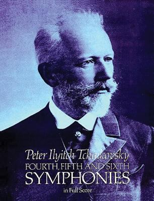 Fourth, Fifth and Sixth Symphonies in Full Score 9780486238616