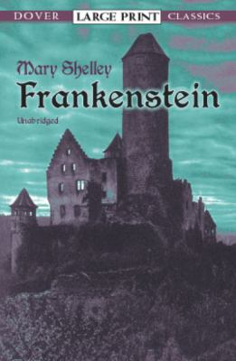Frankenstein 9780486415628