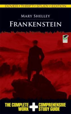 Frankenstein Thrift Study Edition 9780486475820