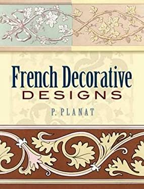 French Decorative Designs 9780486452289