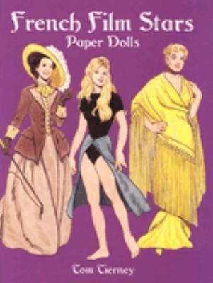 French Film Stars Paper Dolls 9780486441320
