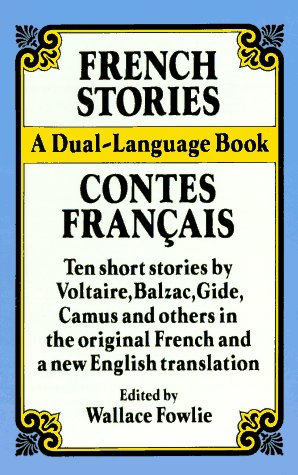 French Stories/Contes Francais: A Dual-Language Book 9780486264431