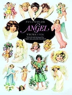 Full-Color Angel Vignettes 9780486287515