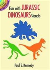 Fun with Jurassic Dinosaurs Stencils 1598361