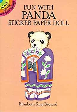 Fun with Panda Sticker Paper Doll 9780486266145