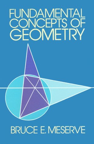Fundamental Concepts of Geometry 9780486634159