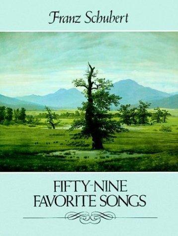 Fifty-Nine Favorite Songs