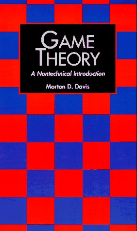 Game Theory: A Nontechnical Introduction 9780486296722