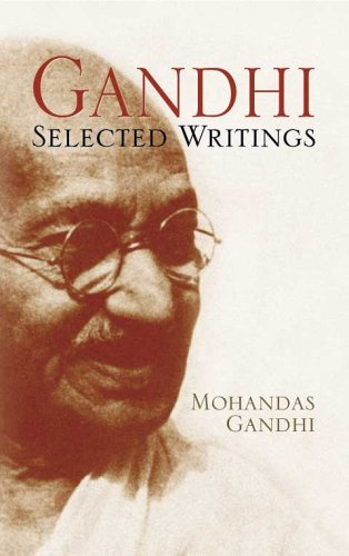 Gandhi: Selected Writings 9780486437668