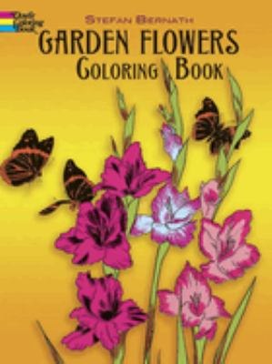 Garden Flowers Coloring Book 9780486231426