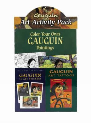 Gauguin Art Activity Pack [With StickersWith Tattoos] 9780486460772