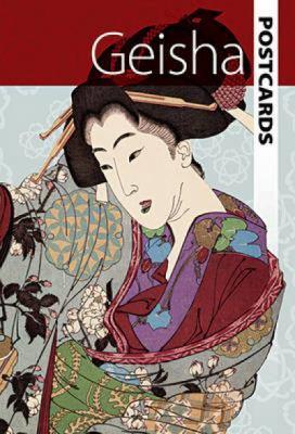 Geisha Postcards 9780486480213