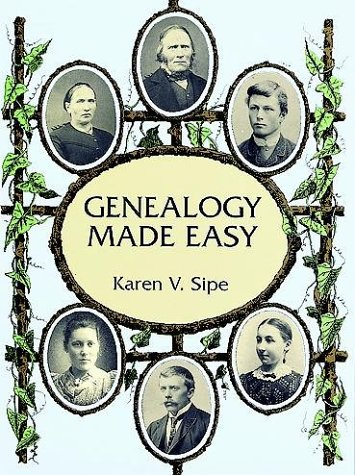 Genealogy Made Easy 9780486299778