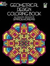 Geometrical Design Coloring Book