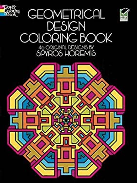 Geometrical Design Coloring Book 9780486201801