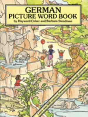 German Picture Word Book 9780486277783