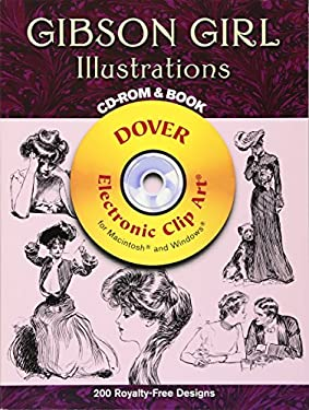 Gibson Girl Illustrations [With CDROM] 9780486997636