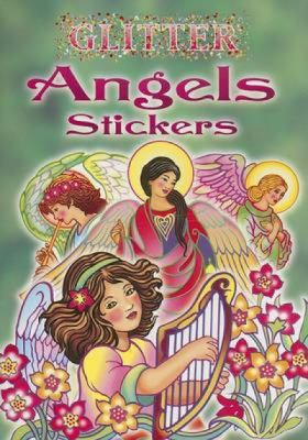 Glitter Angels Stickers 9780486444710