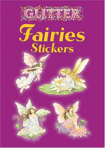 Glitter Fairies Stickers 9780486435305