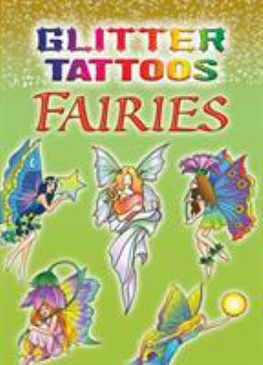 Glitter Tattoos Fairies 9780486457727