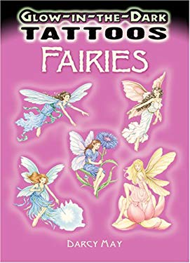 Glow-In-The-Dark Tattoos: Fairies 9780486468020
