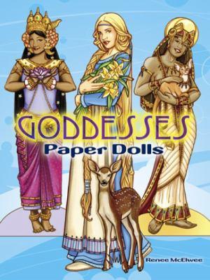 Goddesses Paper Dolls 9780486490007