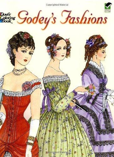 Godey's Fashions 9780486439983