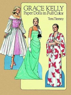 Grace Kelly Paper Dolls in Full Color 9780486251806