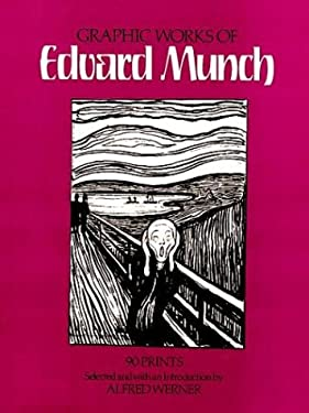 Graphic Works of Edvard Munch 9780486237657