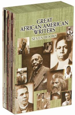 Great African-American Writers: Seven Books 9780486299952