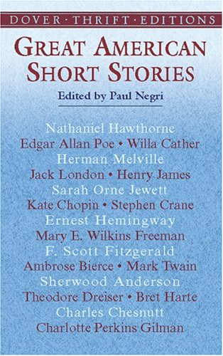 Great American Short Stories 9780486421193