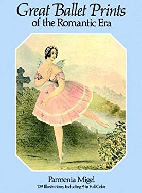 Great Ballet Prints of the Romantic Era 9780486240503