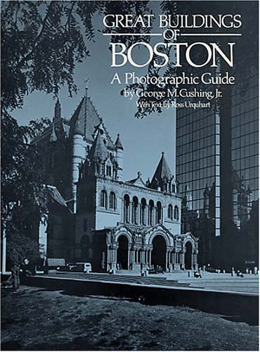 Great Buildings of Boston 9780486242194